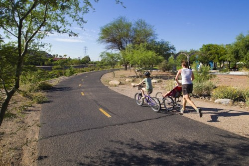 Best Cycling in Tucson - Road Biking The Loop River Bike Path Tucson Bike Rentals|Bicycle Rentals Oro Valley Arizona