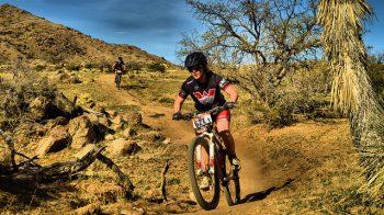 Fast Mountain Biking